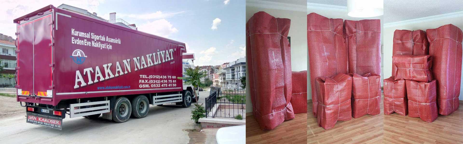 evden eve nakliyat ankara taşıma firmaları